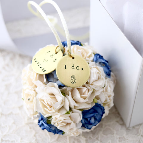 something blue wedding gift