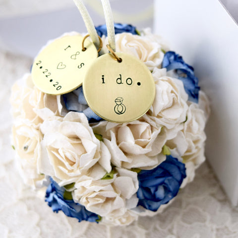 Something Blue Bridal Shower Gift