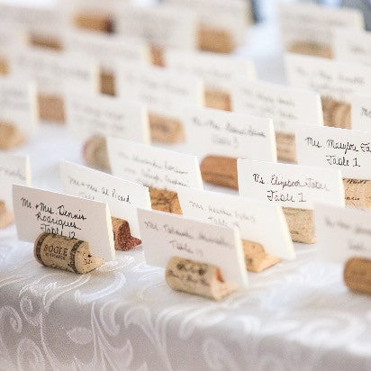 Classic Place Card Holder