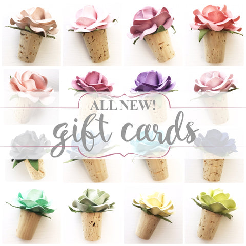 GIFT CARDS | SAVE 20% on a Future Order!