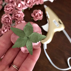KVW Paper Flowers 2"