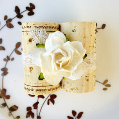 Ivory Place Card Holder