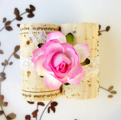 Princess Pink Place Card Holder