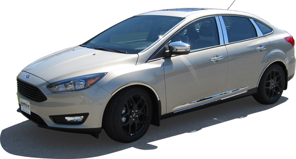 Ford Focus Sedan Qaa Usa Inc