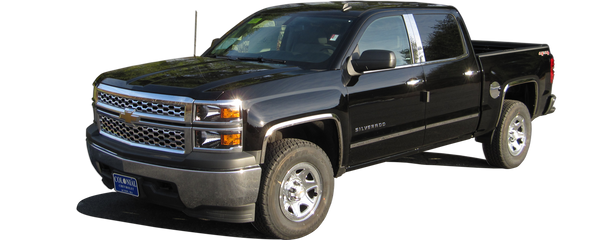 Chevy Silverado – Page 2 – QAA USA, Inc.