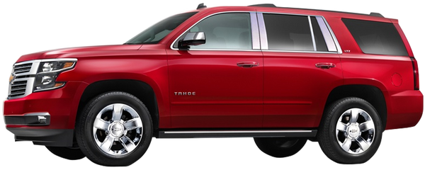 Chevy Tahoe – QAA USA, Inc.