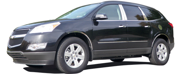 Chevy Traverse – QAA USA, Inc.