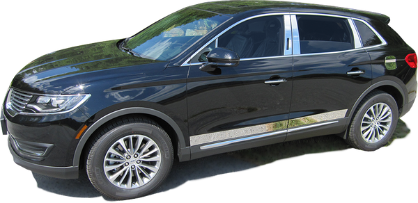 Lincoln Mkx Qaa Usa Inc