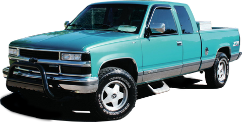Chevy Silverado – QAA USA, Inc.