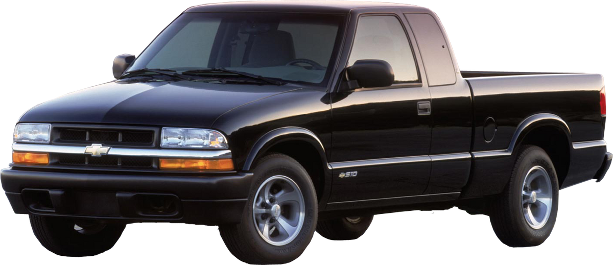 Chevy S10 – QAA USA, Inc