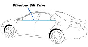 Window Sill Trims besides Fuse And Relay Scat moreover Sl Series Popular Options additionally Bi Fender Wd639a Sdb besides Ford Fusion Factory 2F OEM Front Fender  28Driver 2C Left Side 29. on fusion fender trim