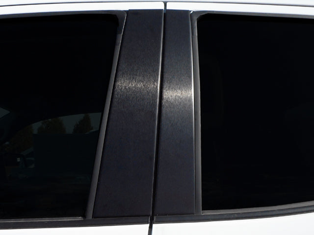 4PC Stainless Steel Pillar Post Trim-PP27145 For TOYOTA TUNDRA//SEQUOIA 2007-2018