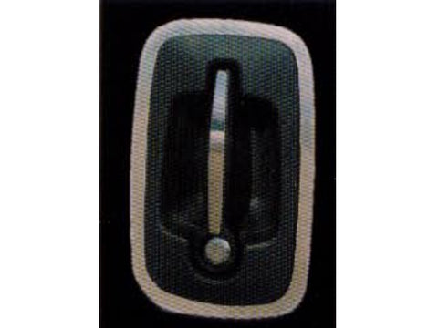 International 4000 Series - 4pc Door Handle Surround Trim *FITS MODEL YEARS 2002-2010* QAA Part QAIT4344DH