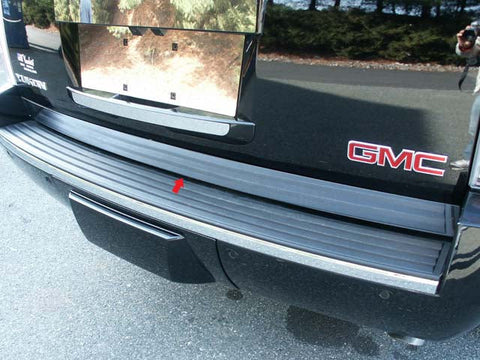 QAA fits GMC Yukon 2007-2014 (1 piece Stainless Steel Rear Deck Trim) RD47195-4