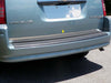 Stainless Rear Deck Trim 1Pc Fits 08-10 Chrysler Town & Country RD48895 QAA