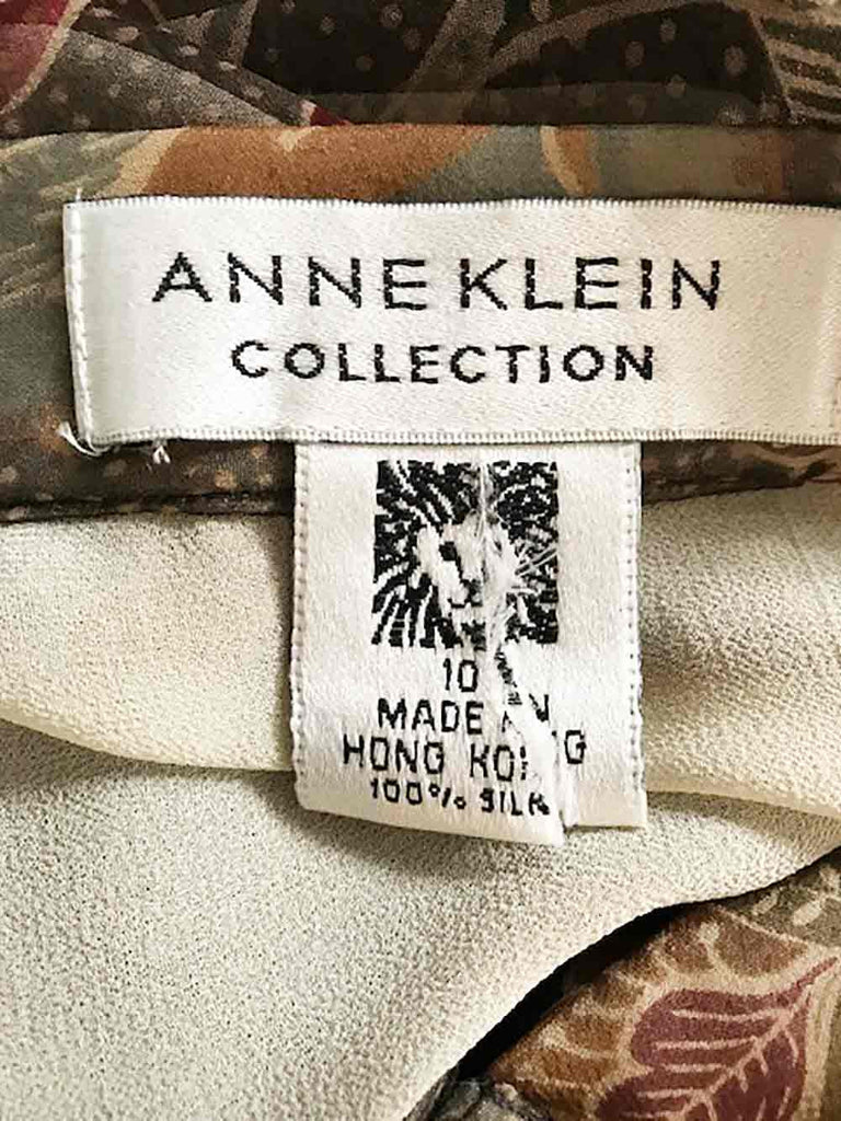 ANNE KLEIN COLLECTION VINTAGE