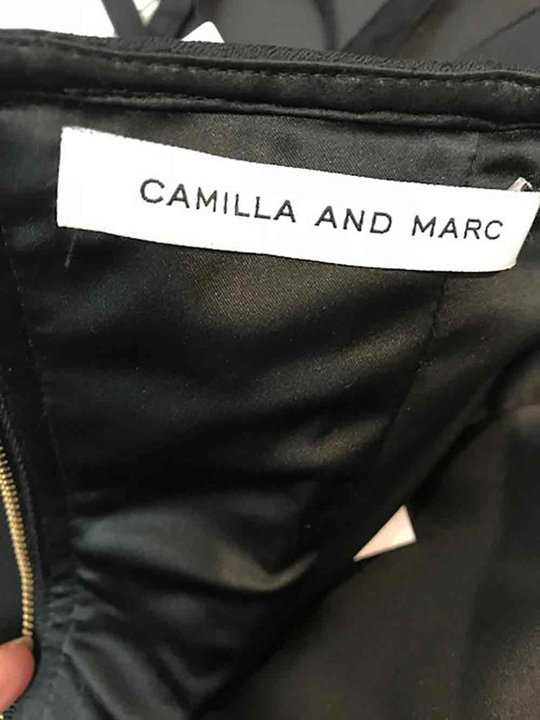 CAMILLA AND MARC