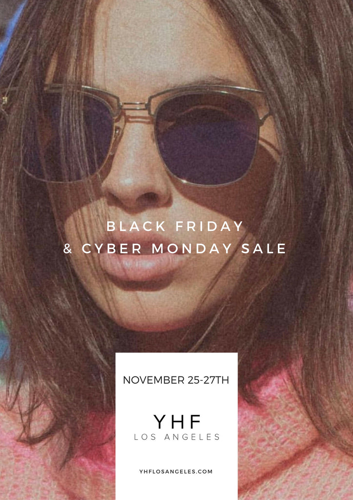 Black Friday & Cyber Monday Sale