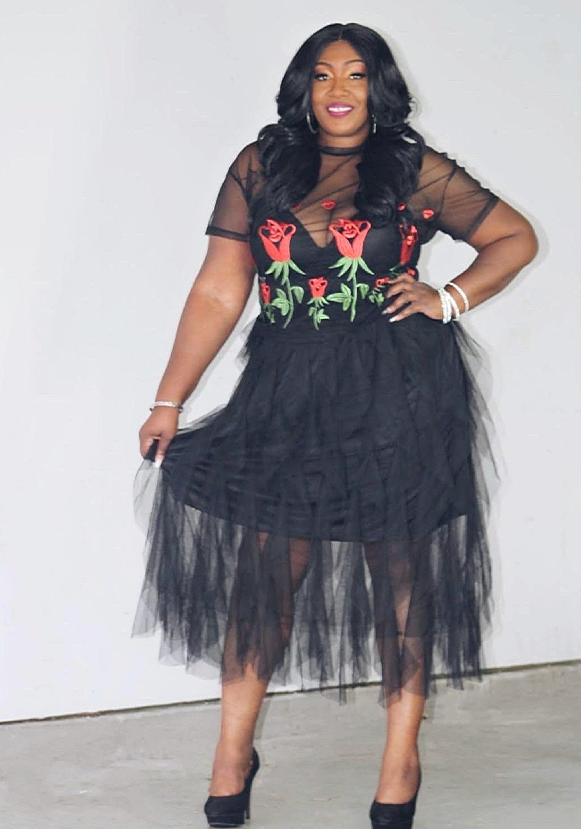 Flourish Tulle Top/Skirt