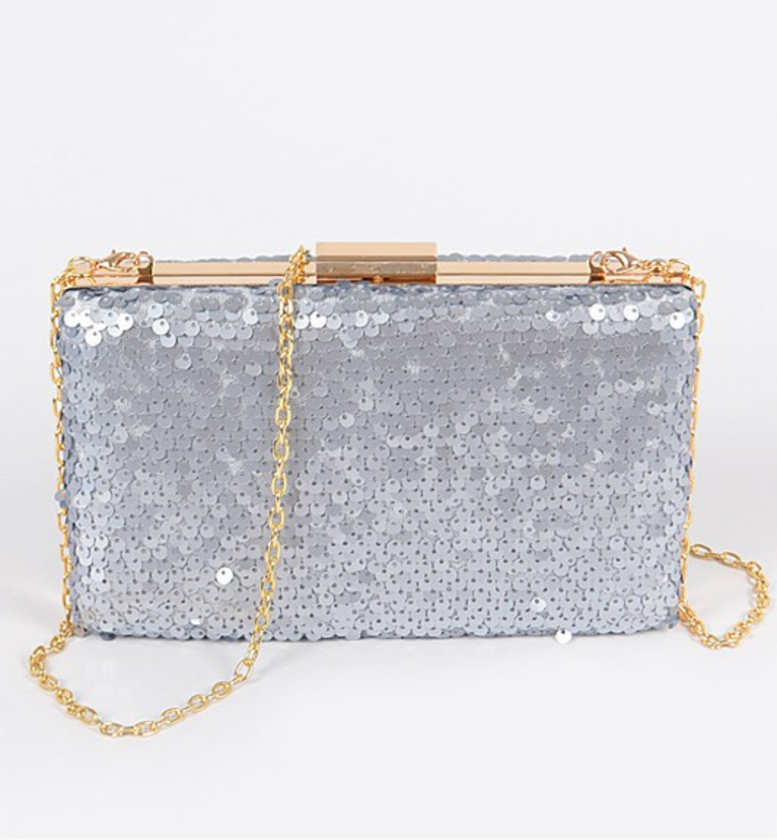 TRUE . Shine Box Clutch