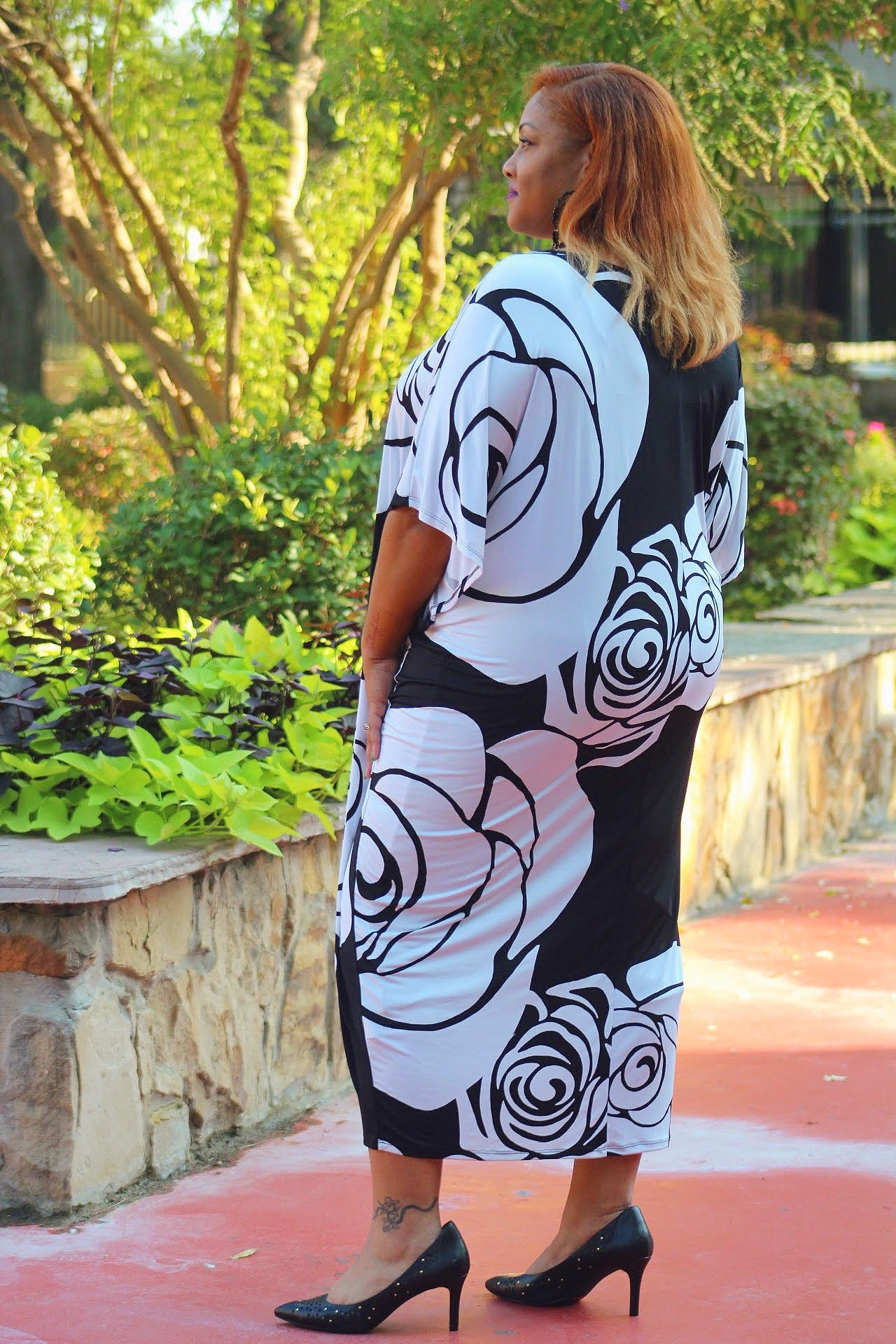 Bloom Floral Maxi Dress