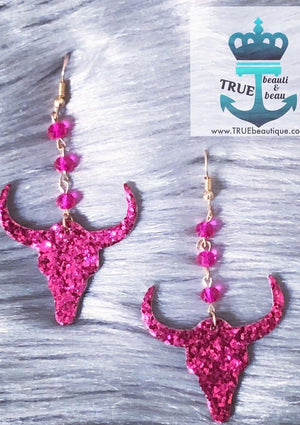 .TRUE Texan Ear Candy 🍭 Earrings - TRUE.