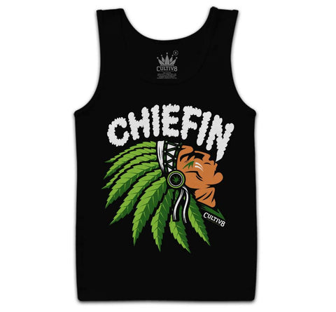 cheifin tank top