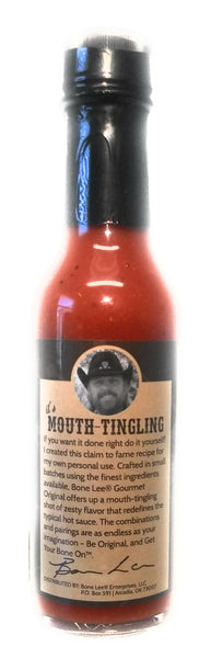 "Bone Lee® Gourmet ""Original"" Hot Sauce - 5oz."