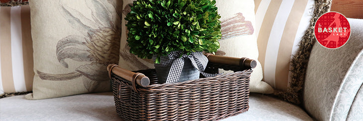 Make Your Own Laundry Gift Basket
