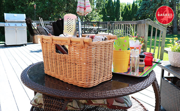 BBQ Survival Basket
