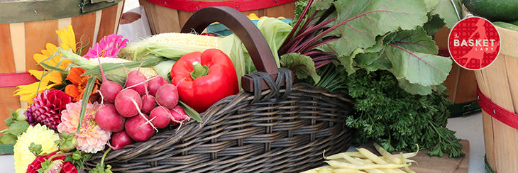 Basket Lady - Pick your own garden produce