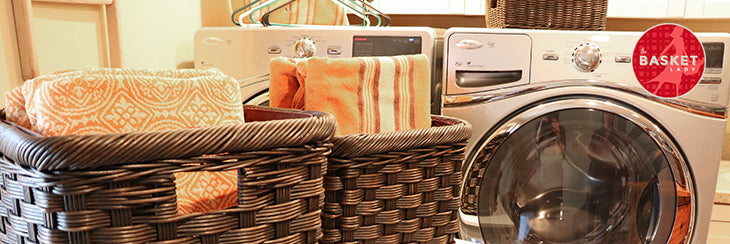 Pretty Up Your Laundry Room With Vintage Decor