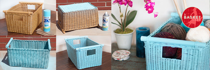 Basket Lady - Start your fall crafting projects