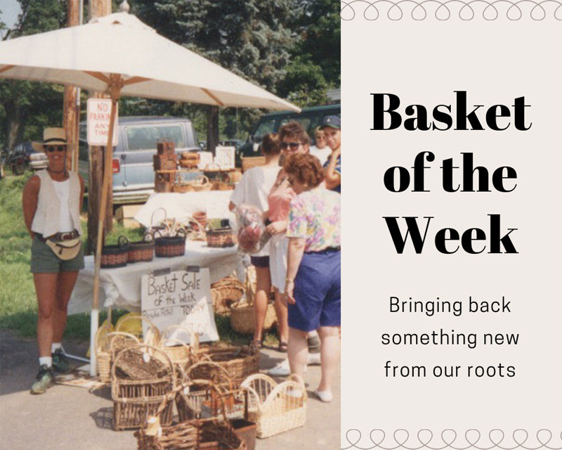 Renewing Traditions with Basket of the Week