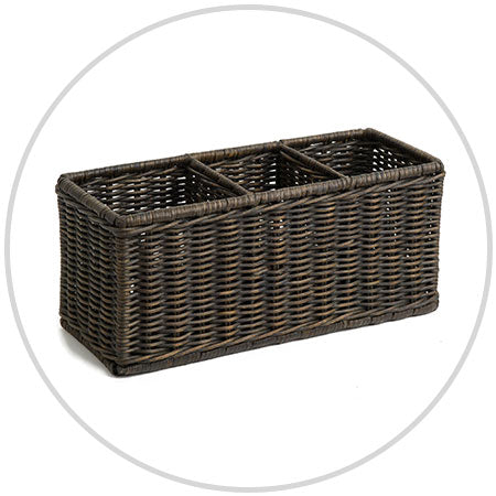 Top 10 Wicker Baskets For Organizing Your Dorm Room The Basket Lady