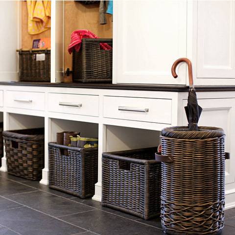 Updating Your Home with Wicker Baskets