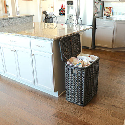 Three Unique Uses for Wicker Baskets in Your Home
