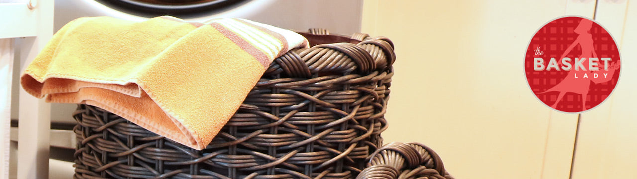Wicker Laundry Hampers