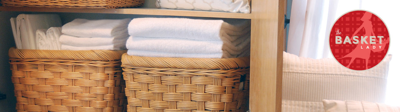 shelf storage baskets - Baskets For Bookshelves