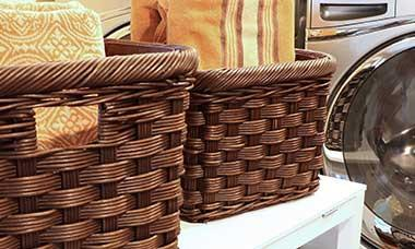basket decor rope boxes p large willow round essentials ml decorative brown in and baskets x household