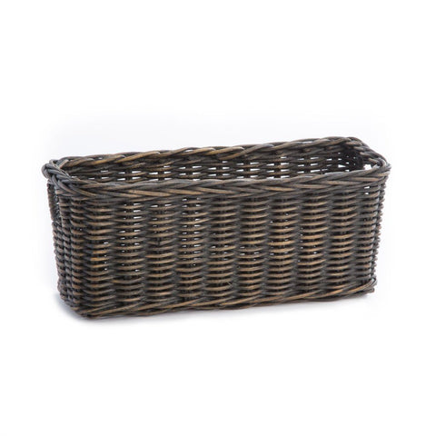 Petit Wicker Storage Basket  sc 1 st  The Basket Lady & Shop for Wicker Baskets By Size - The Basket Lady