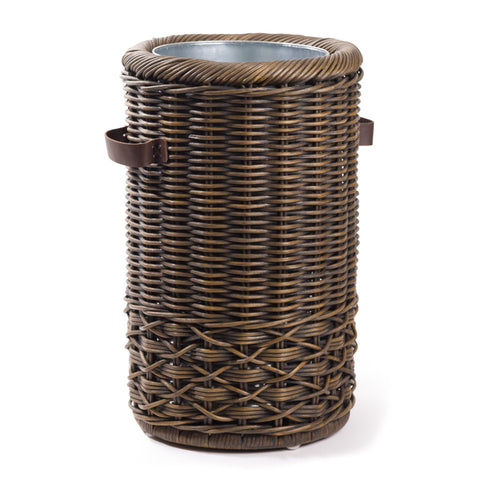 Wicker Waste Amp Recycling Cans Baskets And Bins The