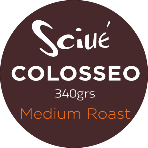 Colosseo Medium Roast Blend 340