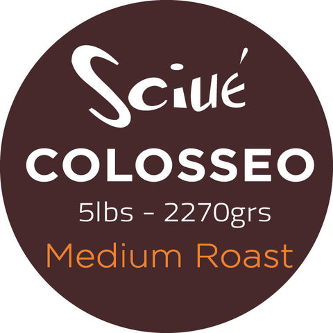 Colosseo Medium Roast 5 LB