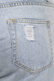Destroyed & Torn Sequined Jeans-14