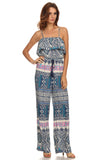 Tribal Print Jumpsuit-1