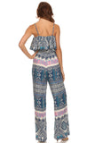 Tribal Print Jumpsuit-5
