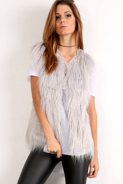 Faux Fur Holiday Vest-4