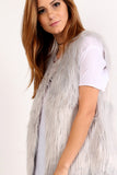 Faux Fur Holiday Vest-6