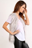 Faux Fur Holiday Vest-3
